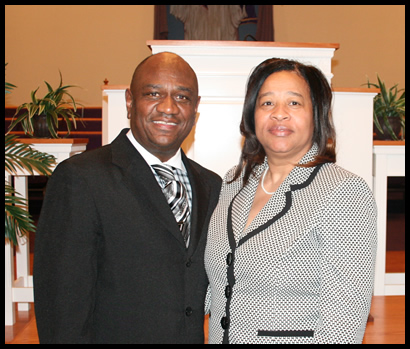 Pastor Melvin Bufford & First Lady Faye Bufford